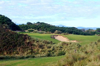Barnbougle Lost Farm - hole 13a