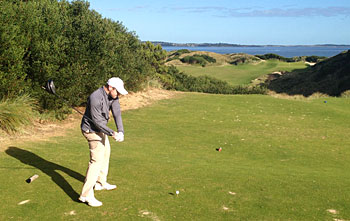 Barnbougle Lost Farm - 14th hole