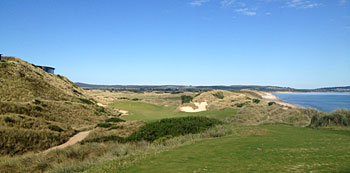 Barnbougle Lost Farm - 15th hole