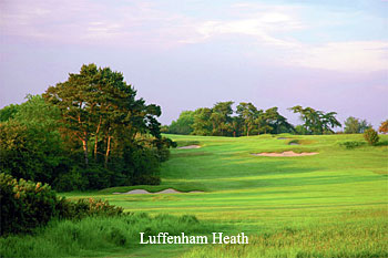 Luffenham Heath Golf Club - photo by Steve Carr