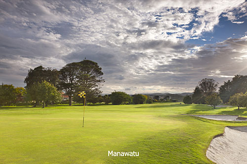 Manawatu Golf Club - photo by Mark Alexander