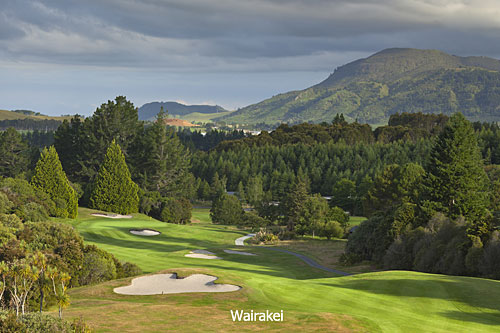 Wairakei Golf Course - photo by Mark Alexander