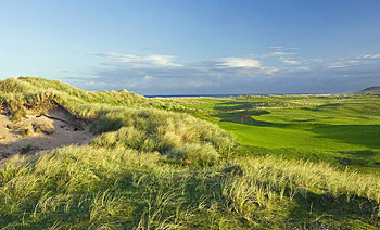Machrihanish Dunes - photo by Aidan Bradley