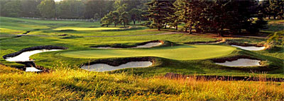 Merion Golf Club East course