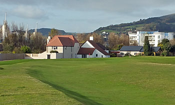 Minehead and West Somerset Golf Club 3rd hole