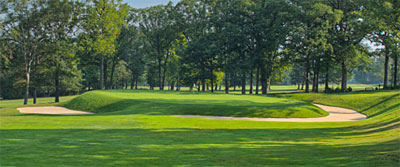 Montclair Golf Club Fourth nine