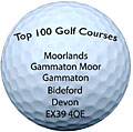 Moorlands Golf Ball
