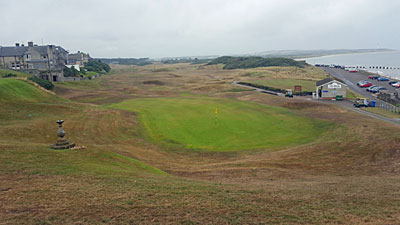 Moray Old course