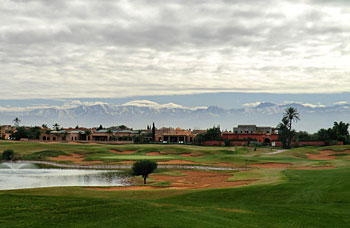 Amelkis Red course 6th hole - photo by Matthew Adams