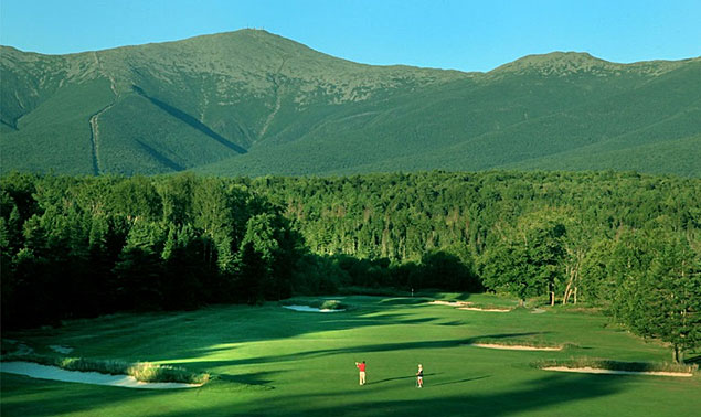 Mount Washington course