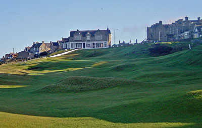 Moray Golf Club Old course