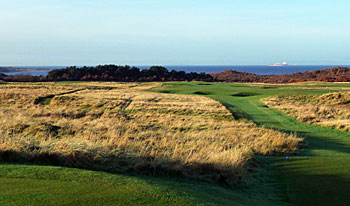 Muirfield's 15th - photo by MPPJ