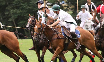 Polo at Myopia Hunt Club