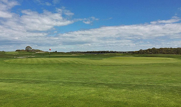 National Golf Links of America 11th hole