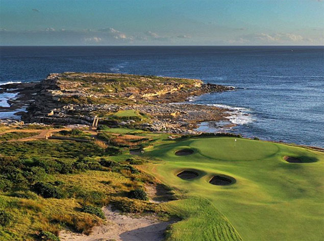 New South Wales Golf Club - photo by Gary Lisbon