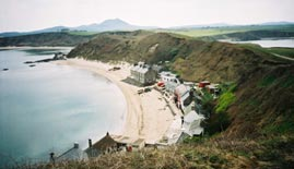 Nefyn Beach - picture courtesy of Julle