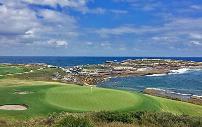 New South Wales 6th hole