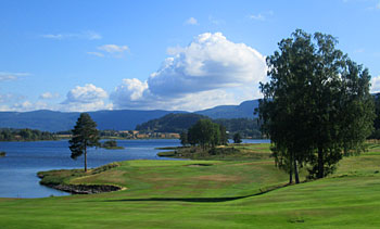 Tyrifjorden Golf course