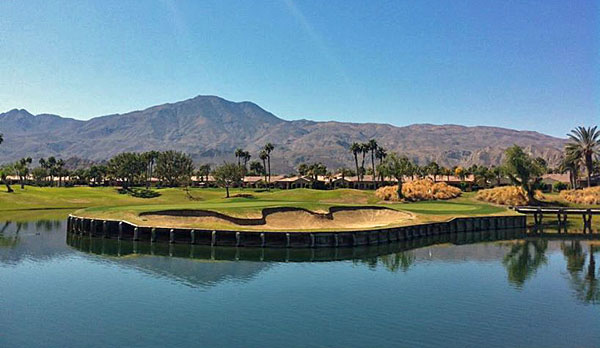 PGA West Nicklaus Tournament course 15th hole