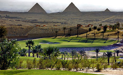 Palm Hills golf Egypt
