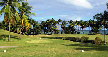 Palmas 12th hole - Flamboyan course - photo by reviewer