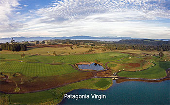 Patagonia Virgin Golf Course Chile