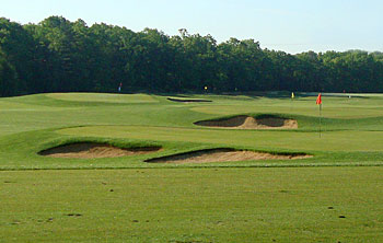 Pine Valley's Driving Range - photo by Ian