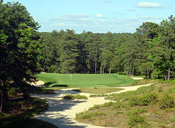 Pine Valley Short Course 6th hole - photo by Ian
