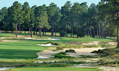 Pinehurst No.4 course