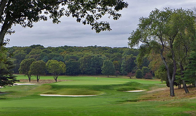 Piping Rock Club 13th hole