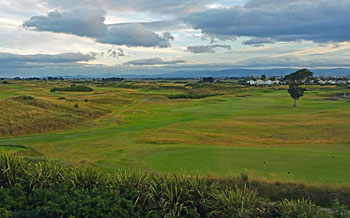 Portmarnock Hotel Links - view from room 236