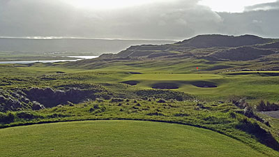 Portstewart par three 15th