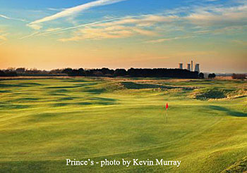 Prince's Golf Club - Shore 5th hole