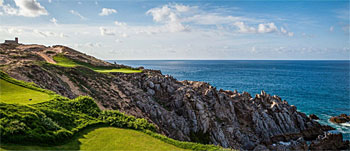 Quivira Golf Club 13th