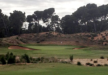 Royal Adelaide - 11th hole