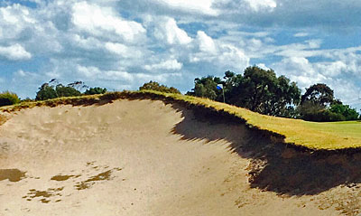 Royal Melbourne West course