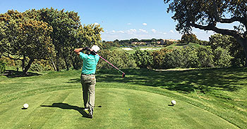 RSHE Club de Campo (North) Golf Course - Photo by reviewer