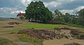 Reigate Heath Golf Club 9th hole