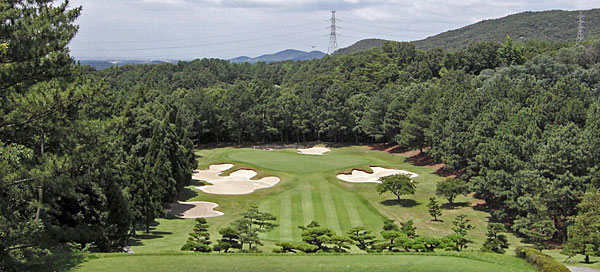 Rokko Kokusai Golf Club East course