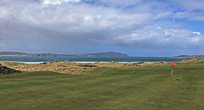 Rosapenna Sandy Hills 5th hole