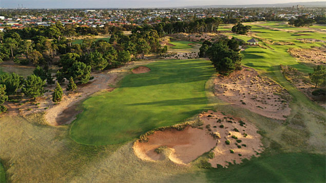 Photo courtesy of Royal Adelaide Golf Club