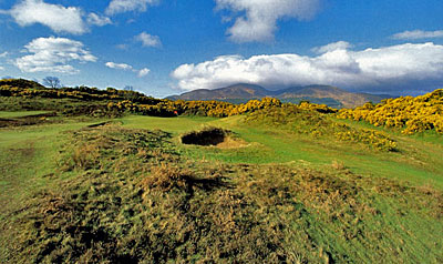 Royal County Down Annesley course