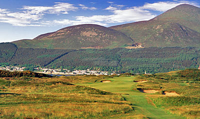 Royal County Down Championship Course