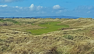 Royal Portrush Dunluce new 7th hole