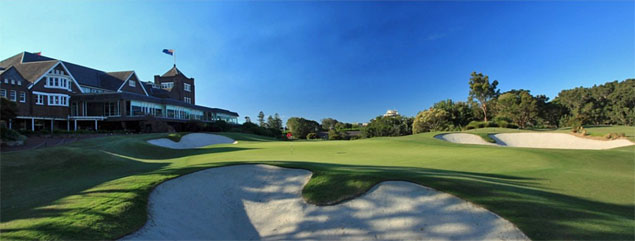 Royal Sydney Golf Club - photo by Gary Lisbon