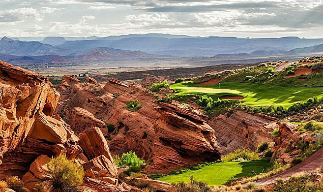 Sand Hollow Championship course