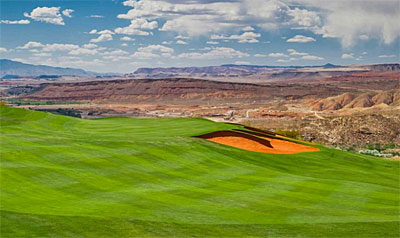 Championship course at Sand Hollow