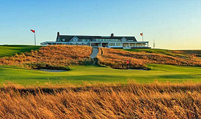 Shinnecock Hills 18th hole