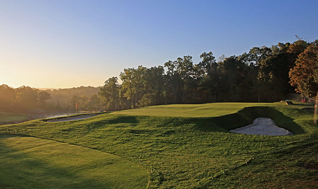 Sleepy Hollow Country Club 9th hole