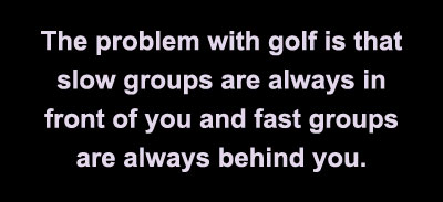 Slow Play motto?